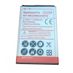Bateria para Motorola Defy MB520 MB525 BF5X