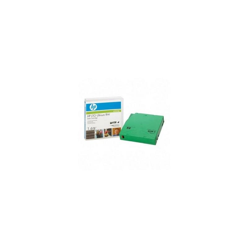 Catridge de cinta HP LTO4 Ultirium 1.6TB RW