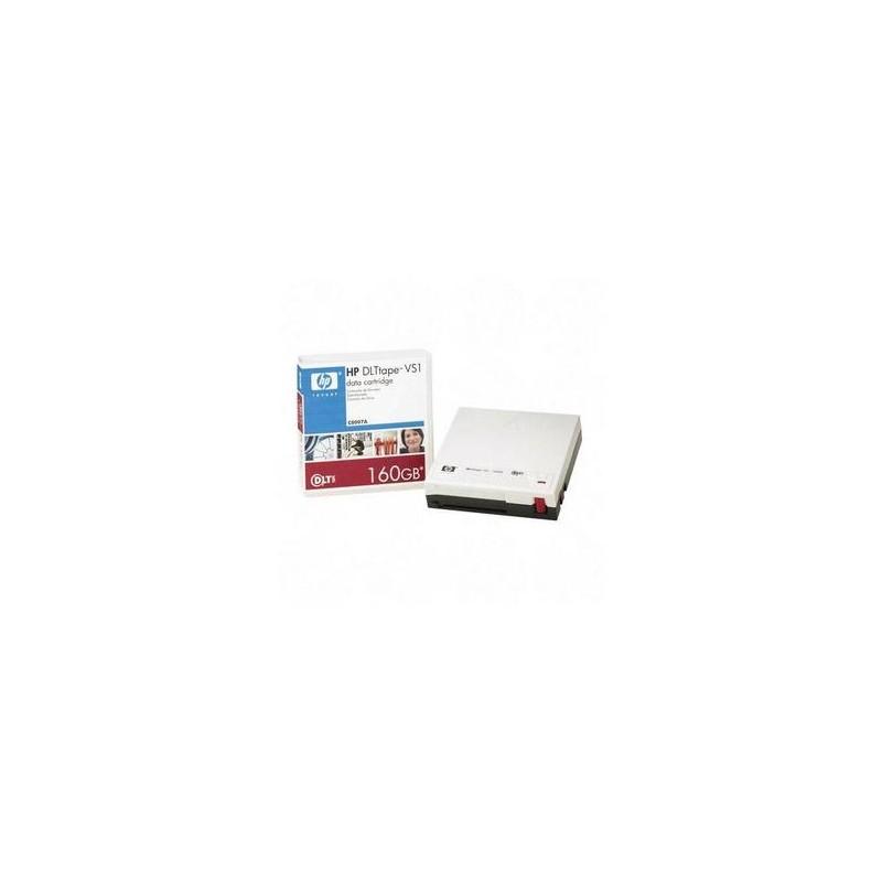 Catridge de cinta HP DLT VS160 160GB VS1