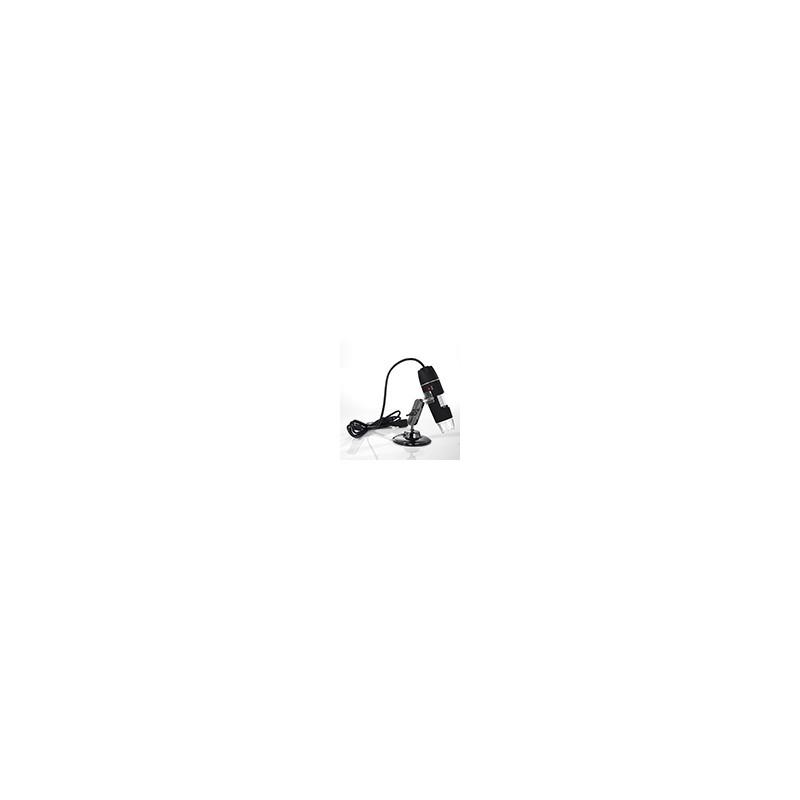 Microscopio USB Aumento 500x Iluminacion 8 Led Fotos Video