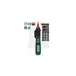 Multimetro Digital Mastech MS8212A Punta Logica Detector de Voltaje