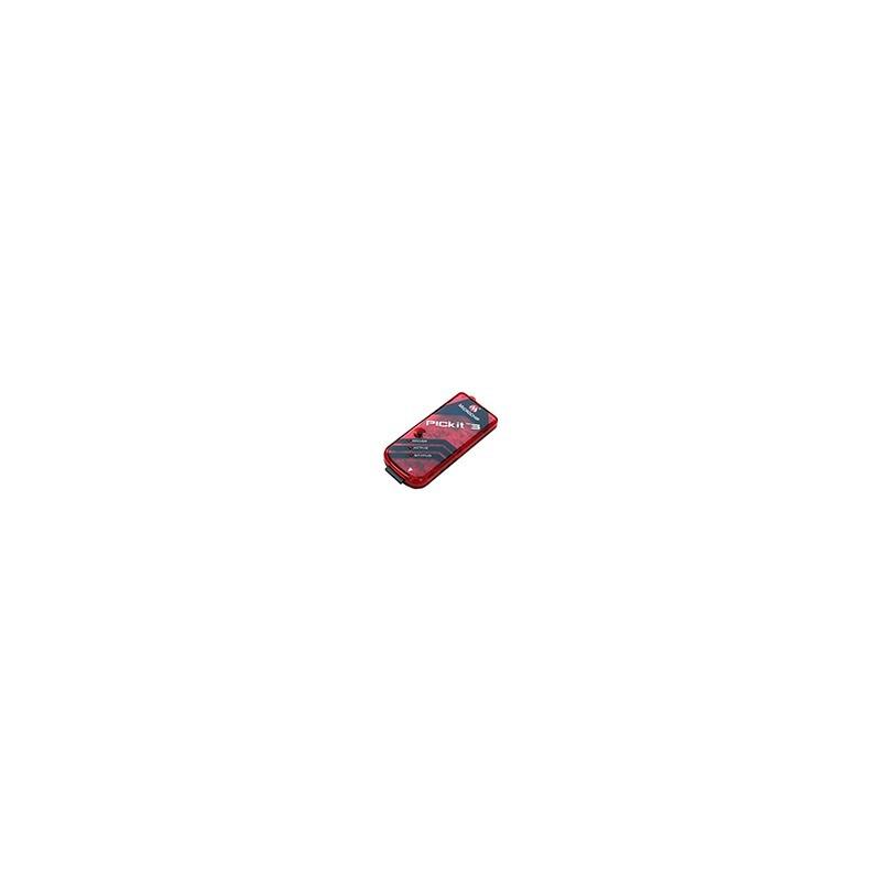 Programador Pickit3 de Microcontroladores Picmicro USB