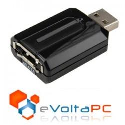 Adaptador Conversor USB 2.0 a eSATA SATA
