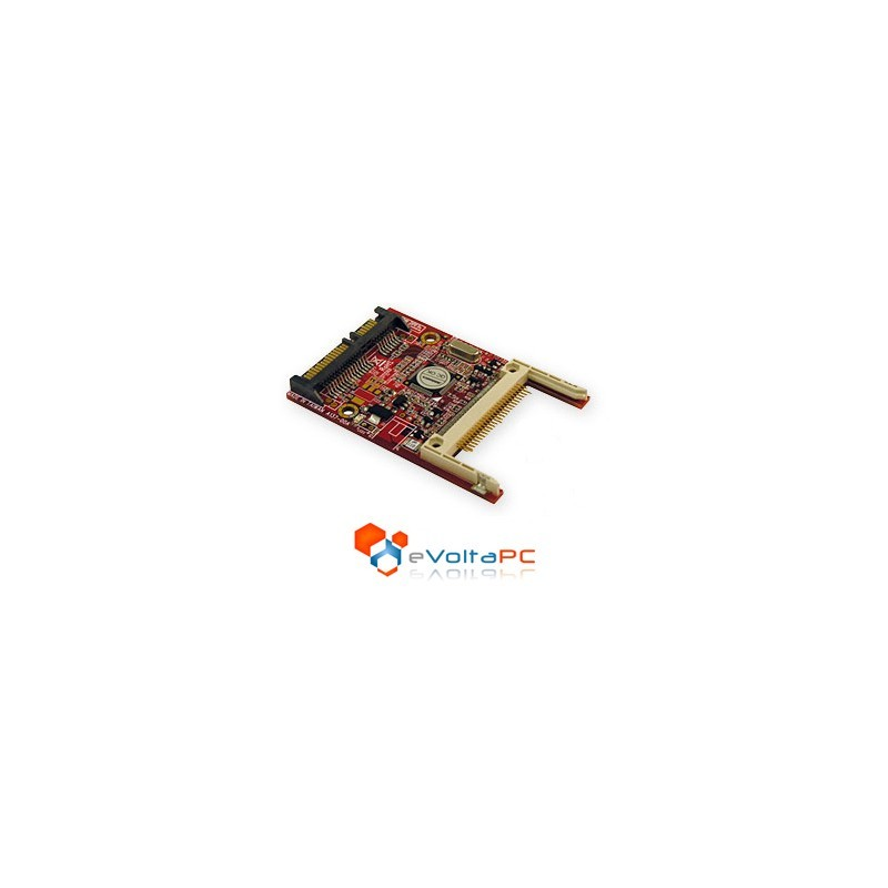Adaptador Compact Flash a SATA Conversor