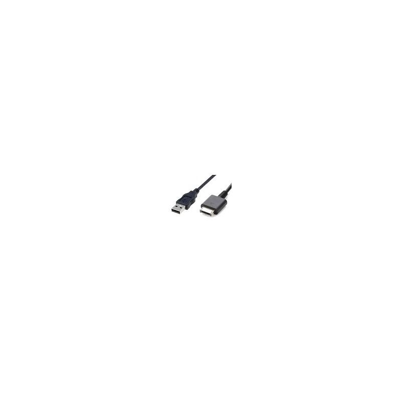 Cable USB para Sony PS VITA Consola 110cms