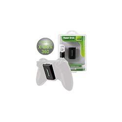 Bateria Recargable Negra para Xbox 360 Dreamgear