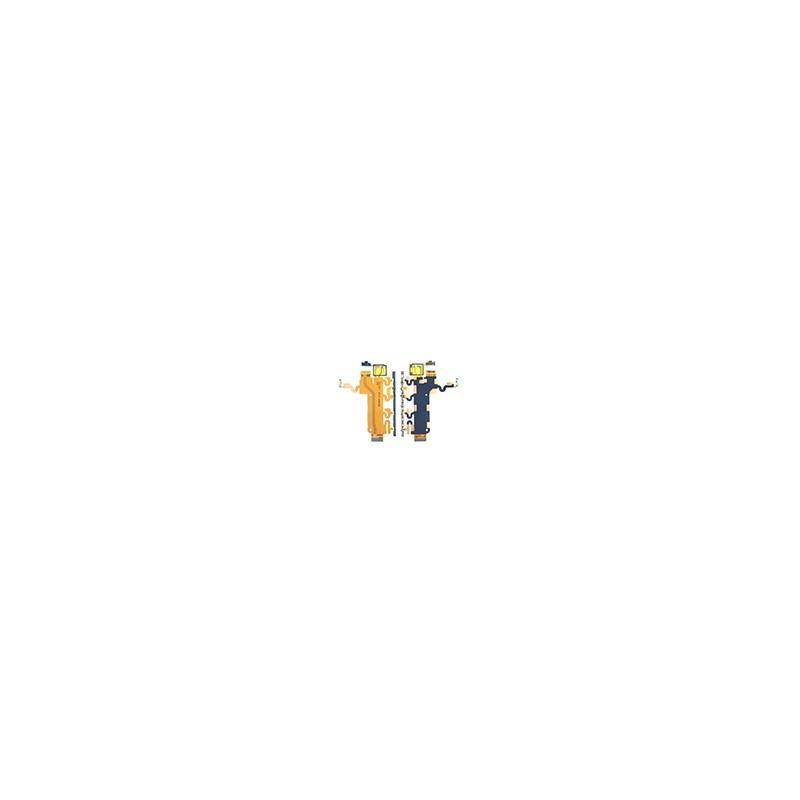 Flex para Sony Xperia Z1 Microfono Botones Volumen On Off