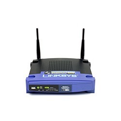 Router Linksys Linux Wifi 54G WRT54GL