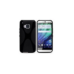 Carcasa Case Silicona Gel TPU para HTC ONE M9