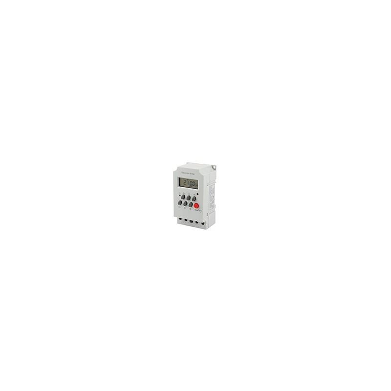 Timer Digital 220v Temporizador Programable Automatico KG316T-II