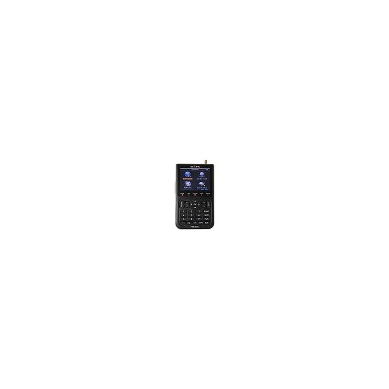 Satfinder Profesional Satlink WS-6908 LCD DVB-S FTA