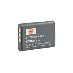 Batería DSTE ReemplazaSony BP-BY1 HDR-AZ1 AZ1VR AZ1VW