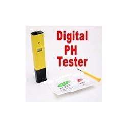 Medidor Digital PH Acidez Alcalinidad de Liquidos