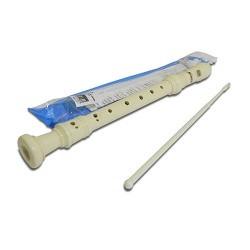Flauta Dulce Nu Tech Blanca