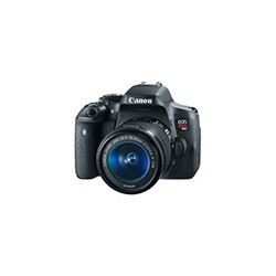 Canon Rebel EOS T6i Kit Lente 18-55mm IS STM