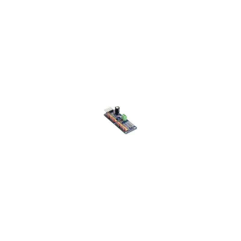 Modulo PCA9685 16 Canales PWM 12-Bit por I2C
