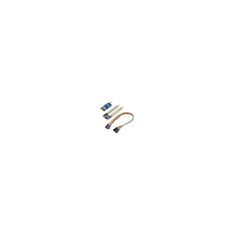 Modulo Sensor de Humedad de Suelo Higrometro Arduino Pics