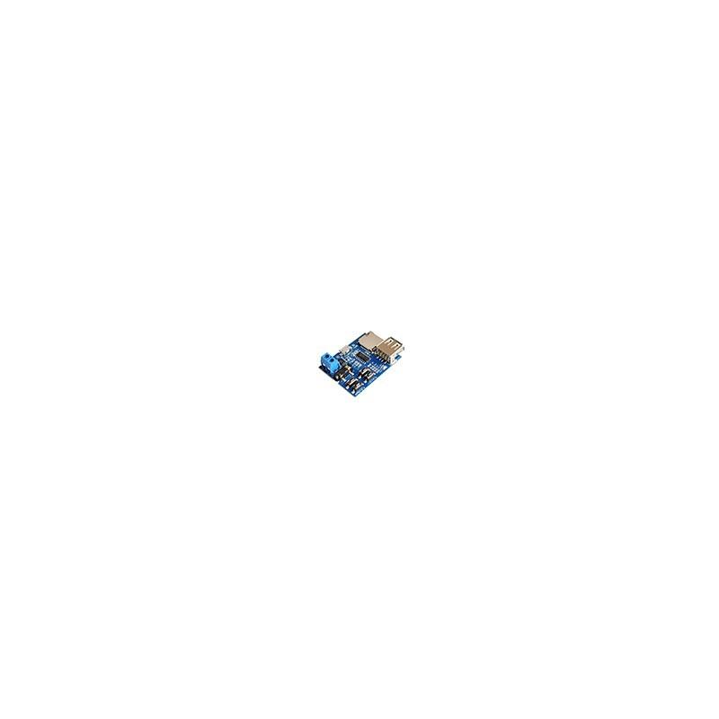 Modulo Reproductor MP3 Micro SD Arduino Pic