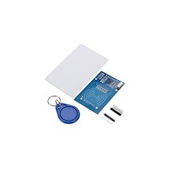 Modulo Lector RFID RC522 NFC Tarjeta Llavero S50 Arduino