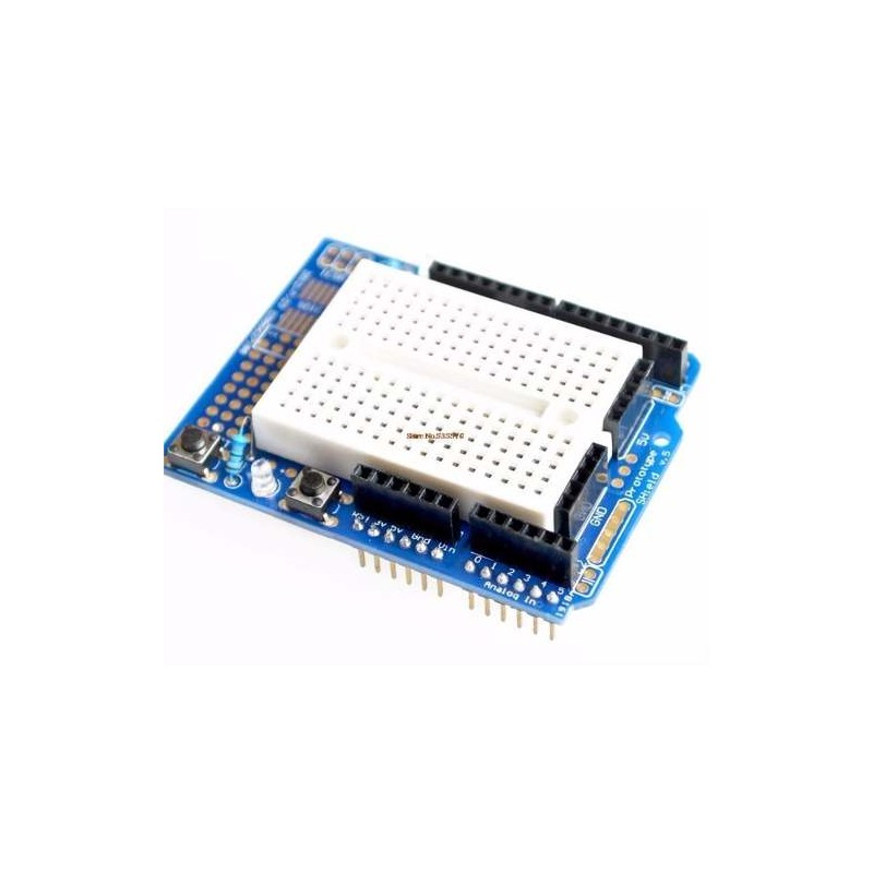Protoshield Arduino Uno SYB-170 Mini Breadboard Expansion