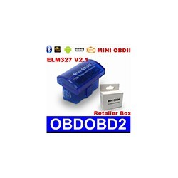 Scanner Automotriz Mini Elm327 Bluetooth Obd2 V2.1 New