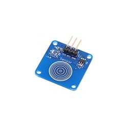 Sensor Digital Modulo Tactil Capacitivo Arduino