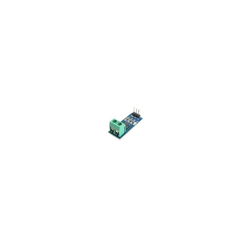 Sensor de Corriente Efecto Hall ACS712 30amp Arduino, PIC