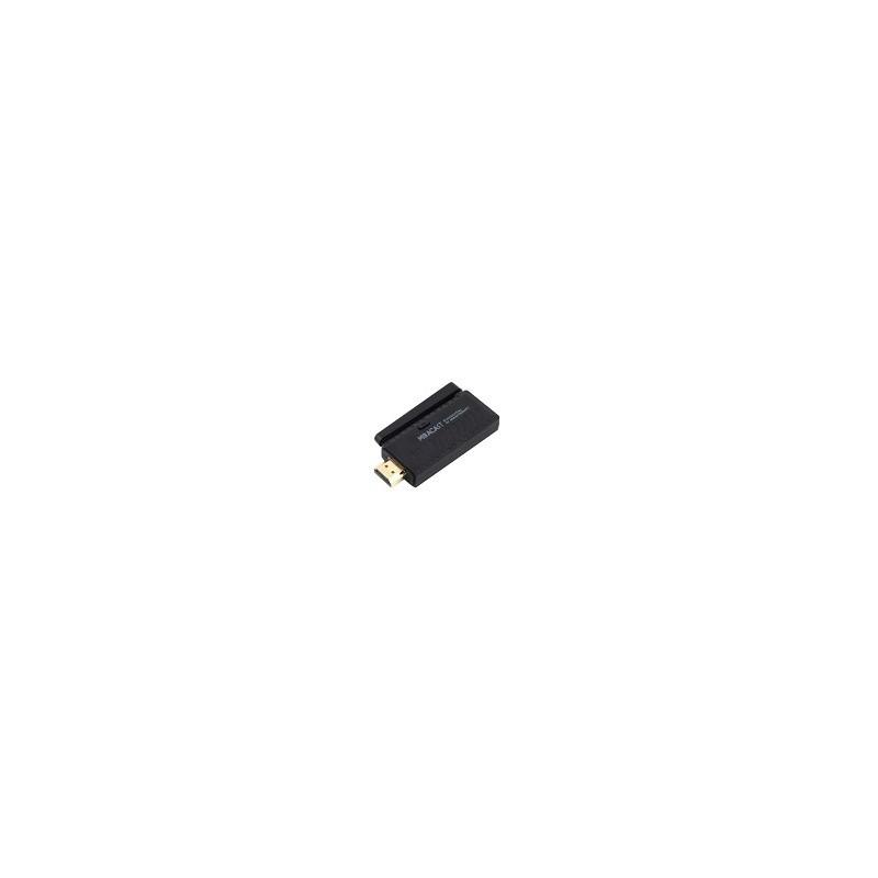 Adaptador Wifi Miracast Hdmi 1080p Ipush Airplay Dlna Eg