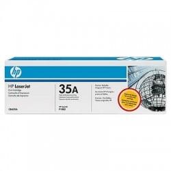 Toner HP LaserJet CB435A con tecnología Smart 35A