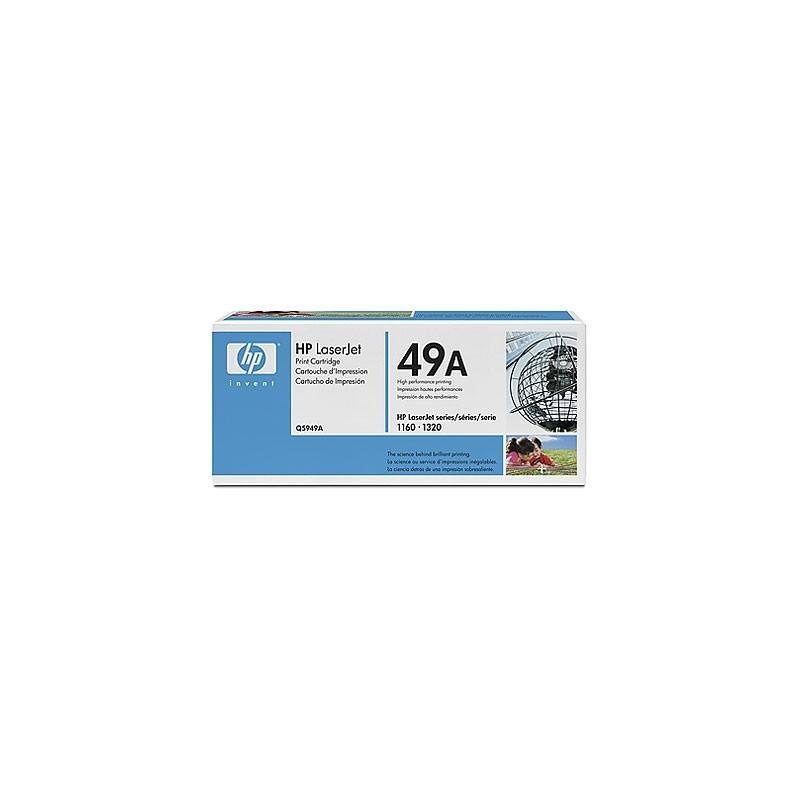 Toner HP Negro LaserJet Q5949A Smart 49A