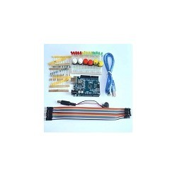 Kit Arduino Compatible Arduino Uno R3 Protoboard