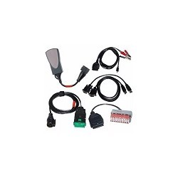 Scanner Profesional P2000/ Lexia 3 Citroen Peugeot Cable 30 Pines