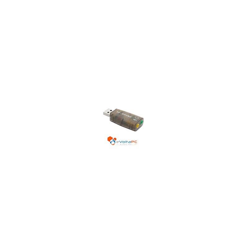 Tarjeta Sonido USB 3D STEREO 5.1