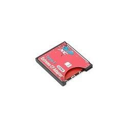 Adaptador SD HC XC a Compact Flash UDMA