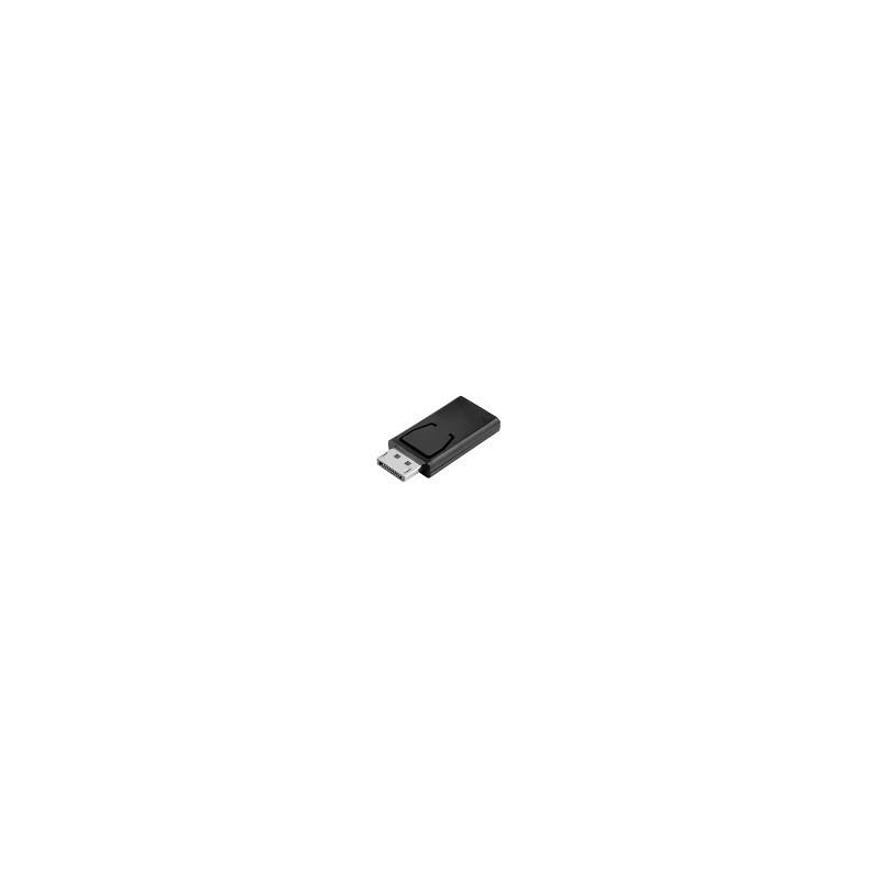 Adaptador HDMI Hembra a DisplayPort Macho HDTV PC