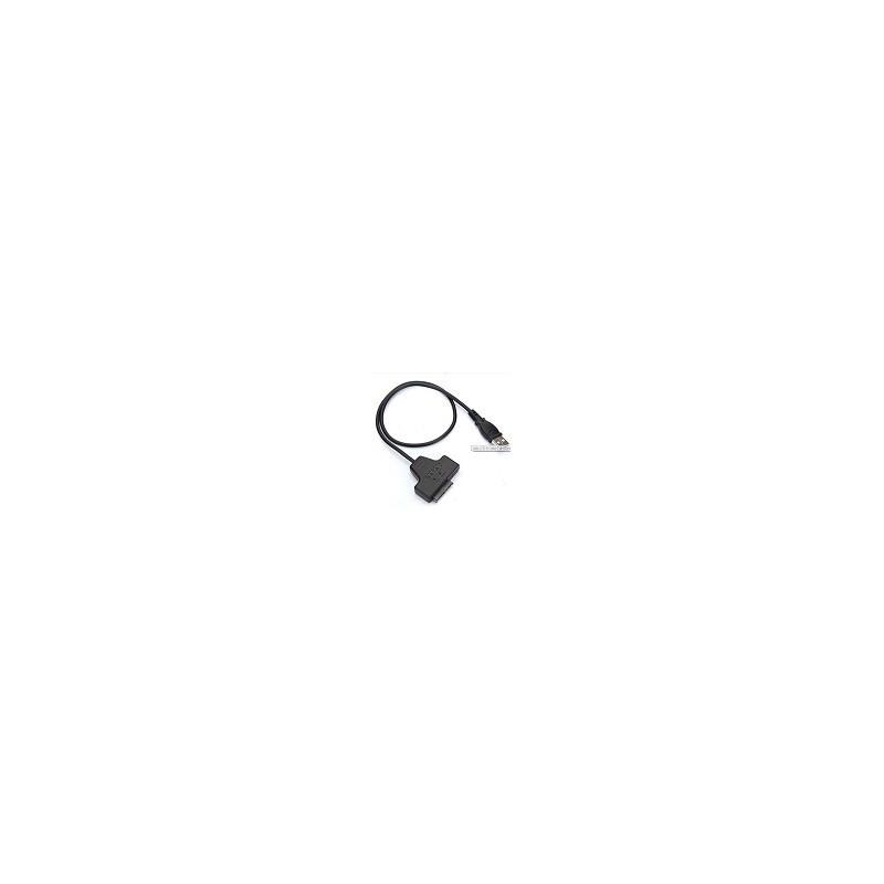 Cable USB 2.0  a SATA 15+7 PIN