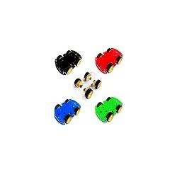 Chasis de Color Para Carro Robot 4 WD Arduino Pic Atmel