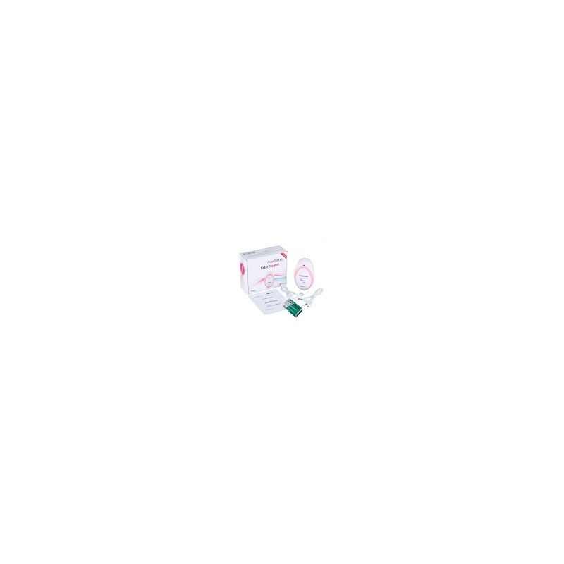 Monitor Fetal Prenatal Bebe Doppler Angel Sound