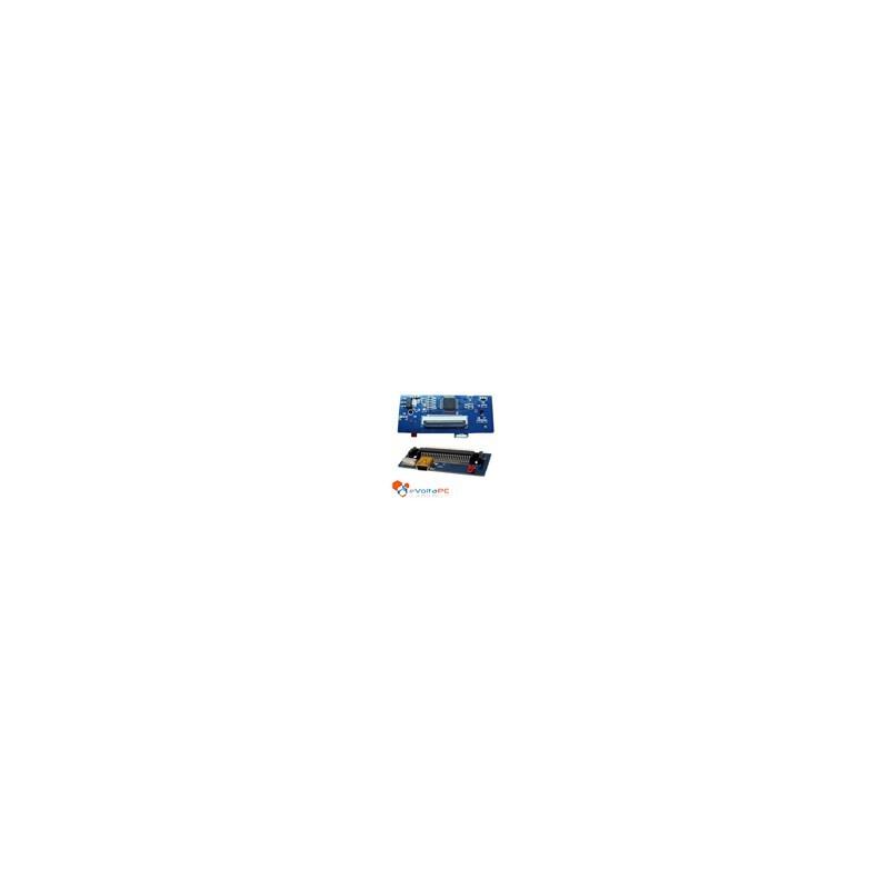 """Adaptador USB  a IDE 1,8"""" / ZIF LIF"""