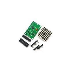 Matriz de Puntos LED 8x8 MAX7219