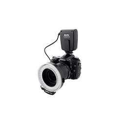 Flash LED Macro Ring Meike FC 100 Para Nikon Canon Universal